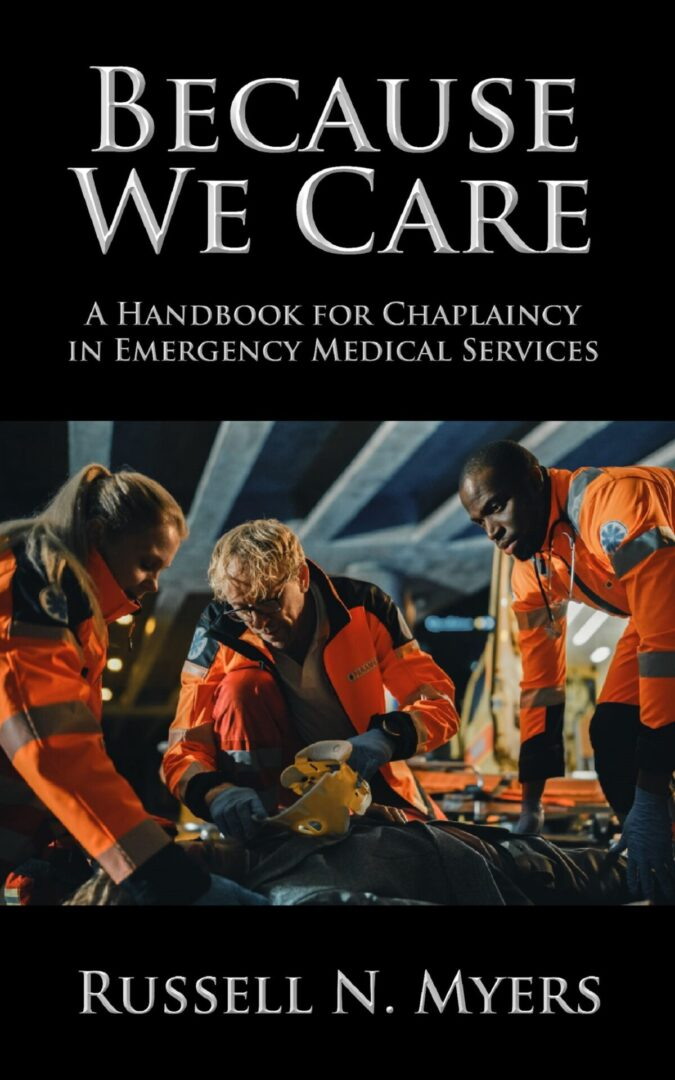 because we care by Russell n myers